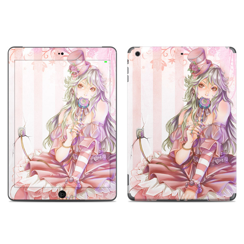 Candy Girl iPad Air Skin