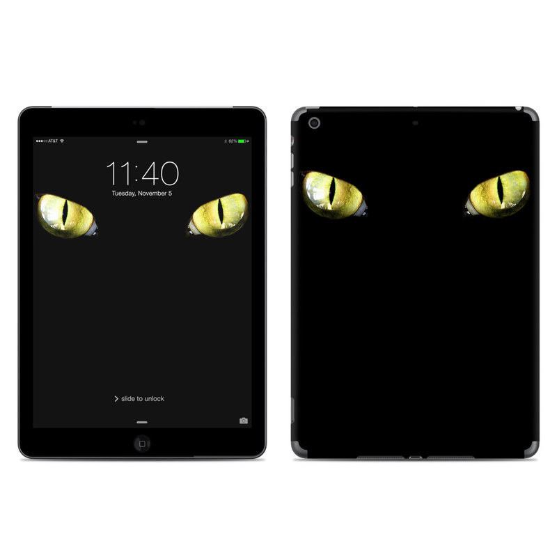 Cat Eyes iPad Air Skin