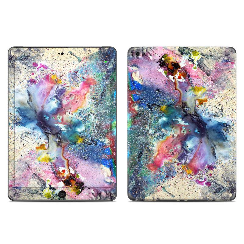 Cosmic Flower iPad Air Skin