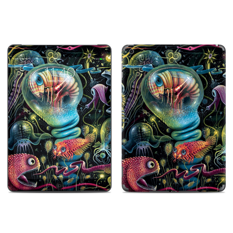 Creatures iPad Air Skin