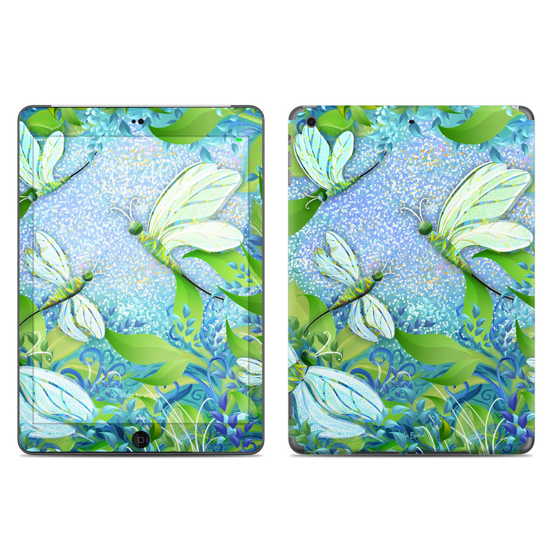 Dragonfly Fantasy iPad Air Skin