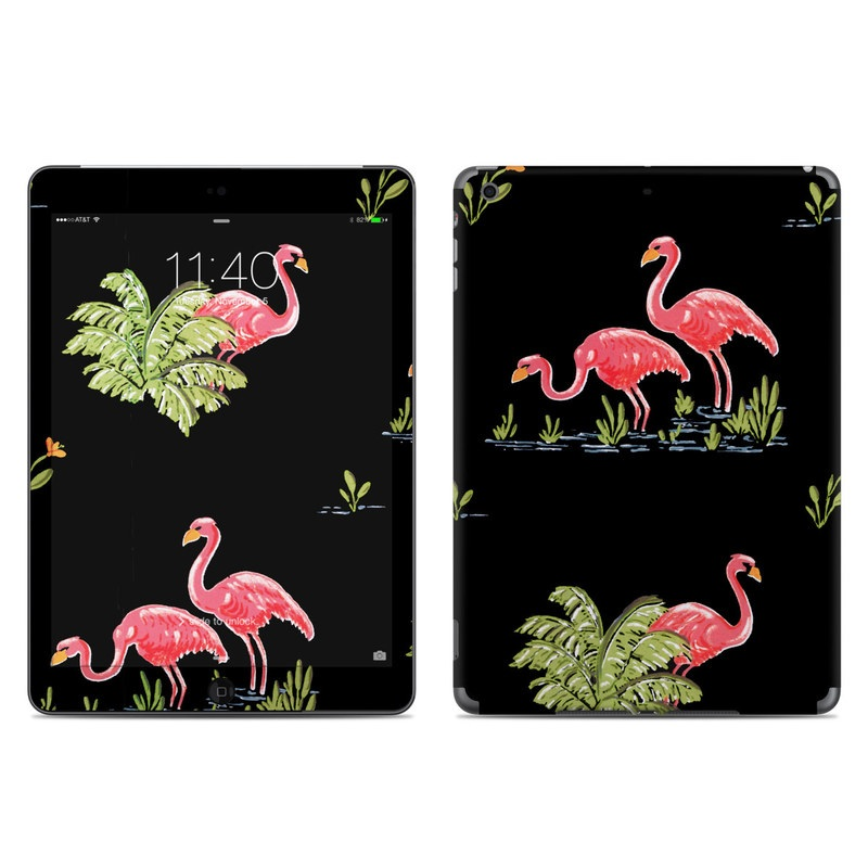 Flamingos iPad Air Skin