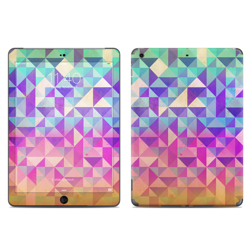 Fragments iPad Air Skin