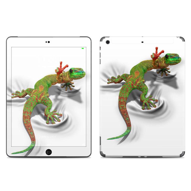 Gecko iPad Air Skin