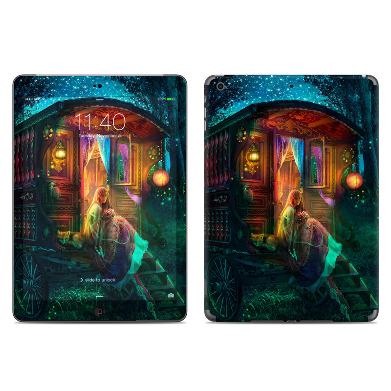 Gypsy Firefly iPad Air Skin