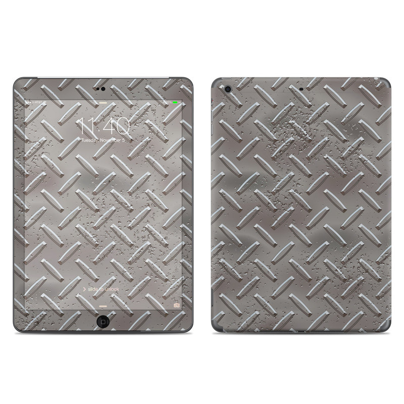 Industrial iPad Air Skin