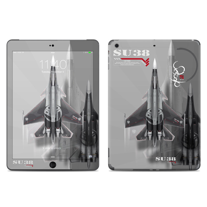 Jet Fighter iPad Air Skin