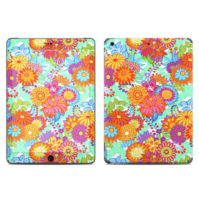Jubilee Blooms iPad Air Skin