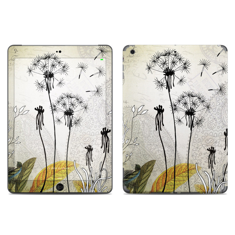 Little Dandelion iPad Air Skin