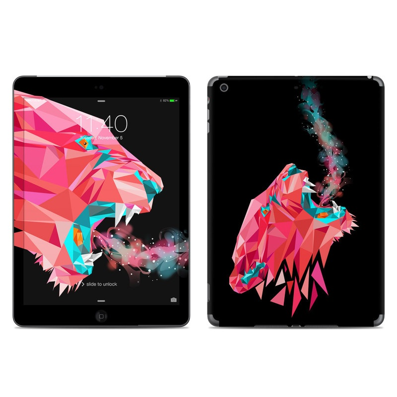 Lions Hate Kale iPad Air Skin