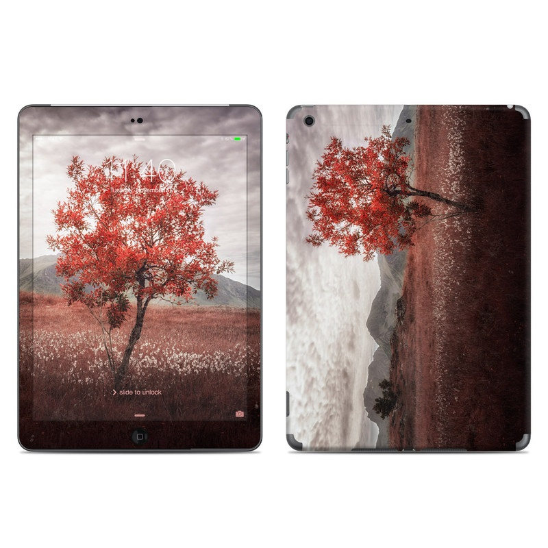 Lofoten Tree iPad Air Skin