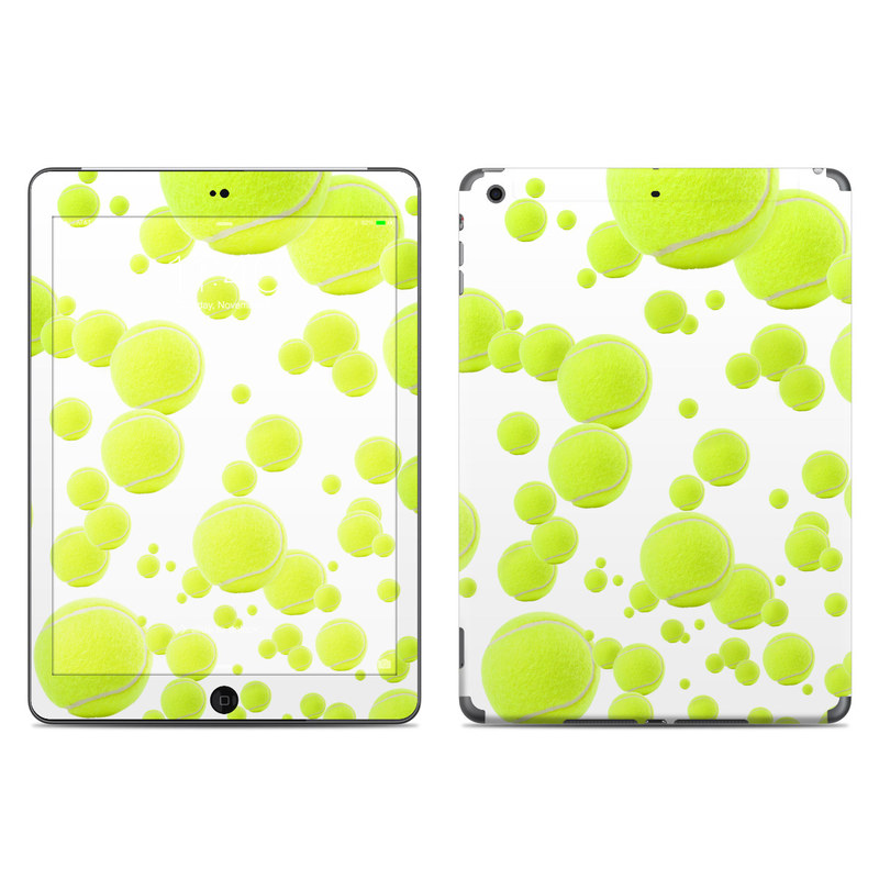 Lots of Tennis Balls iPad Air Skin
