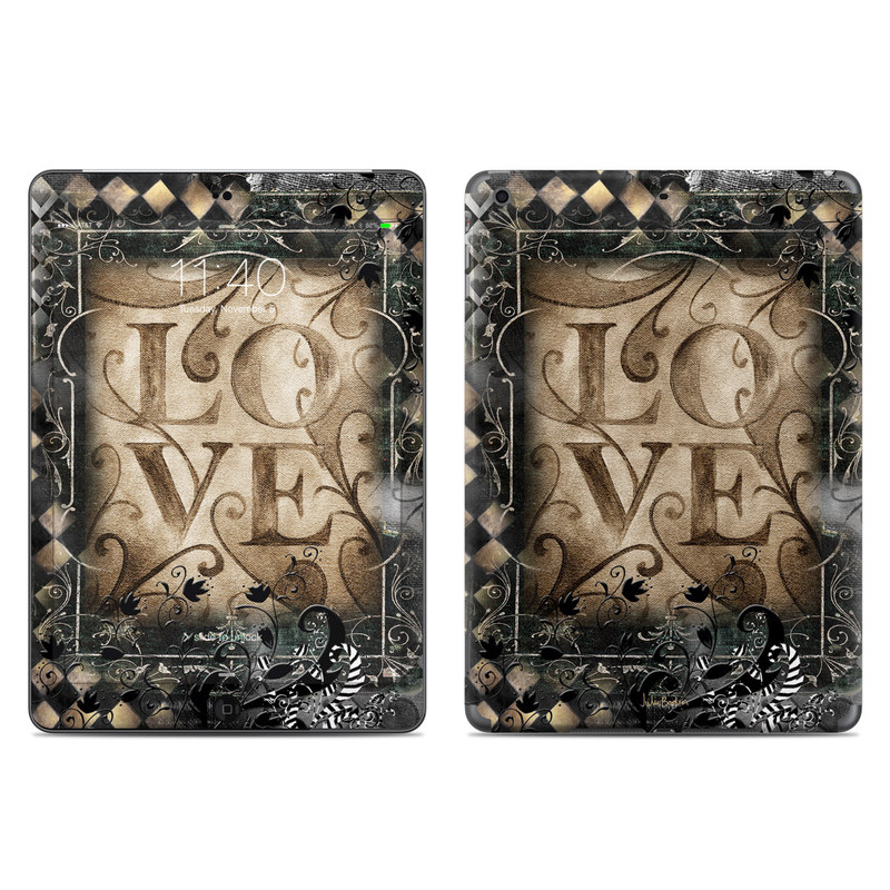Love's Embrace iPad Air Skin