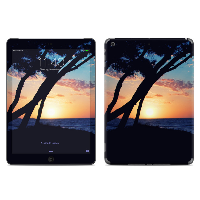 Mallorca Sunrise iPad Air Skin