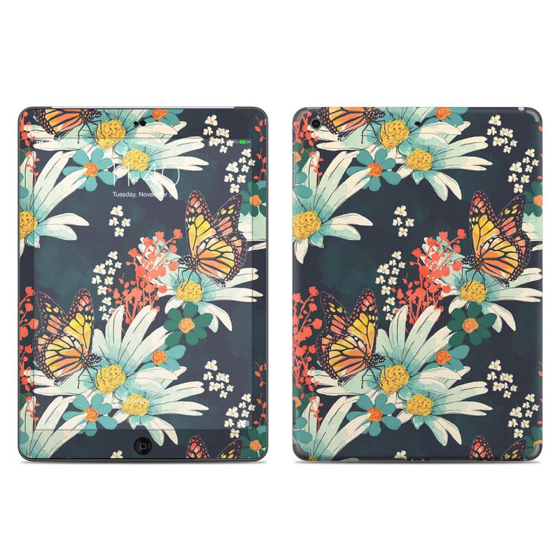 Monarch Grove iPad Air Skin