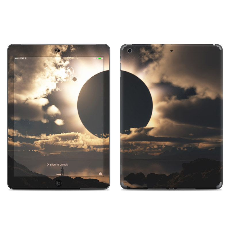 Moon Shadow iPad Air Skin
