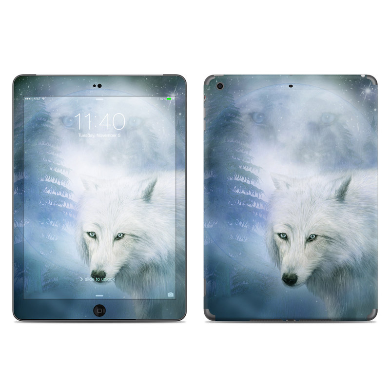 Moon Spirit iPad Air Skin
