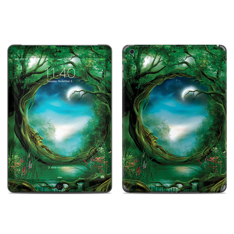 Moon Tree iPad Air Skin