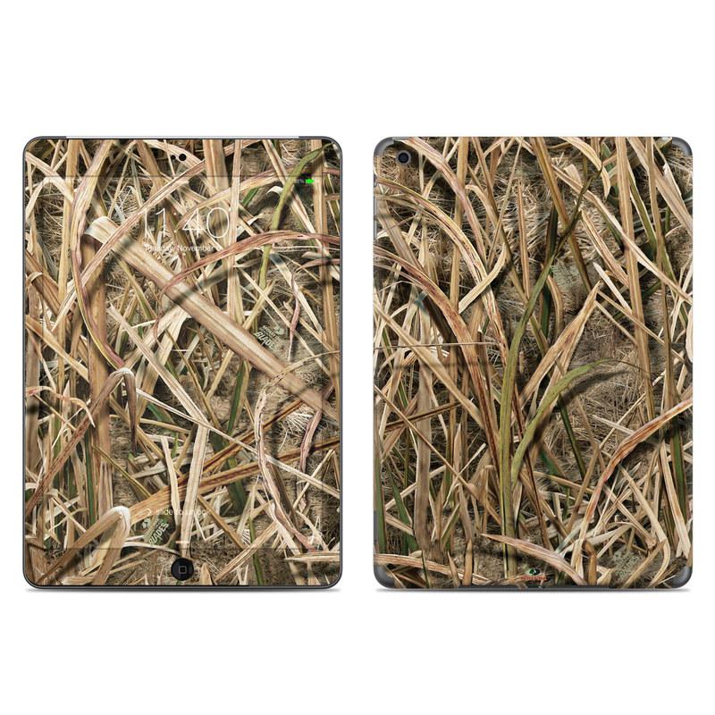 Shadow Grass Blades iPad Air Skin