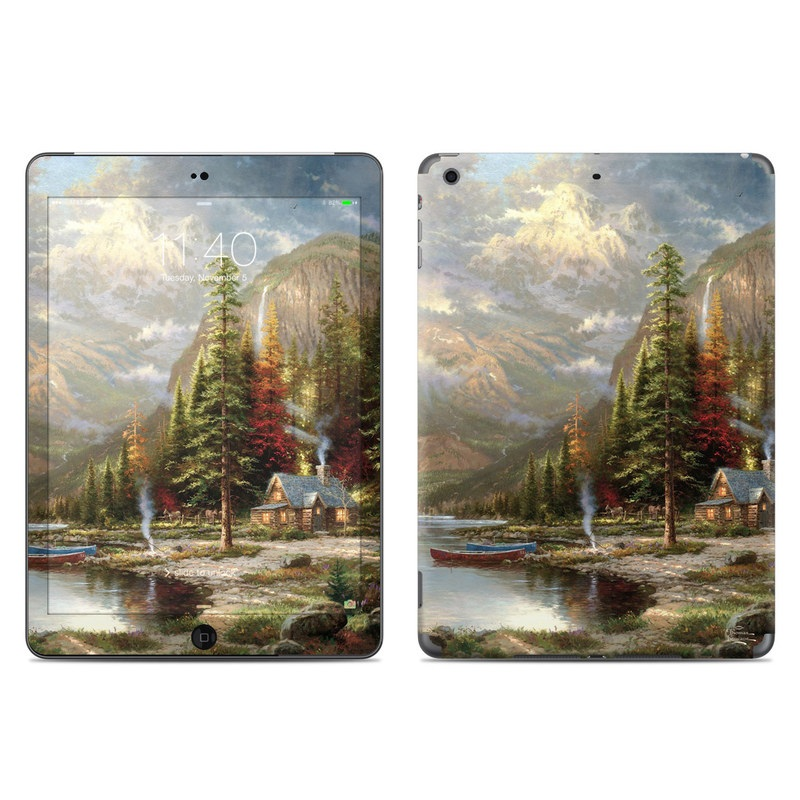Mountain Majesty iPad Air Skin