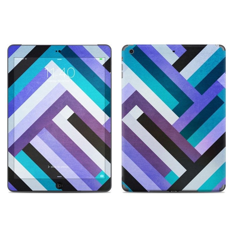 Ocean Light iPad Air Skin