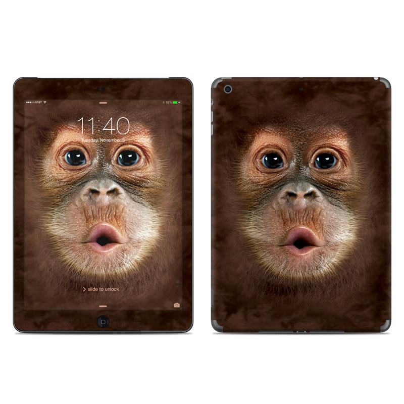 Orangutan iPad Air Skin