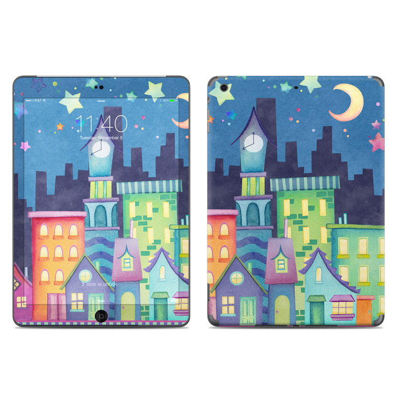 Our Town iPad Air Skin