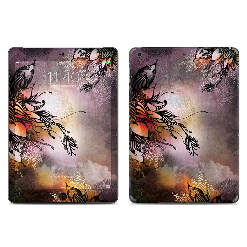 Purple Rain iPad Air Skin