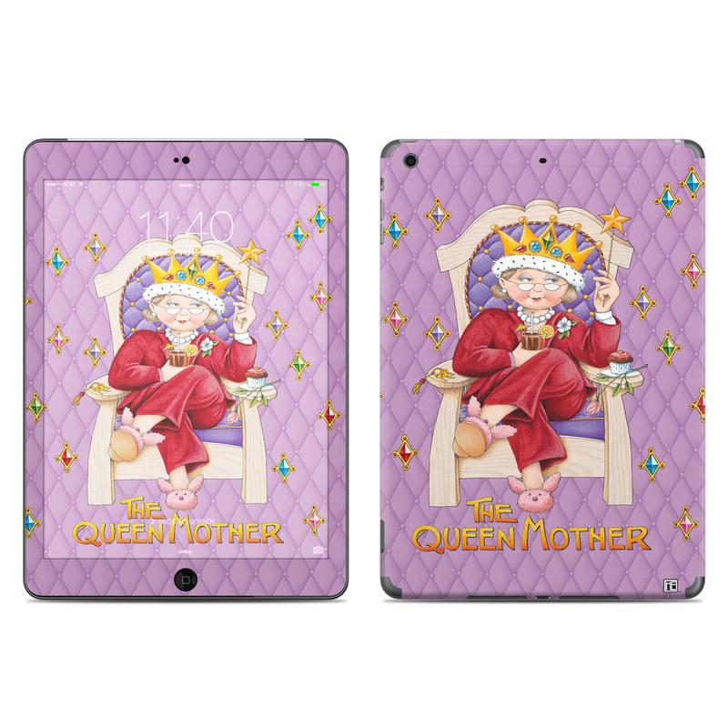 Queen Mother iPad Air Skin