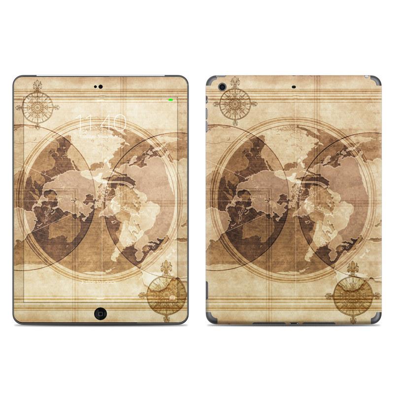 Quest iPad Air Skin