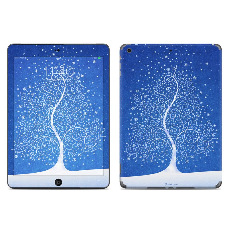 iPad Air Skin design of Blue, Water, Sky, Atmosphere, Electric blue, Calm, Geological phenomenon, Space with blue, purple, black, gray, white colors