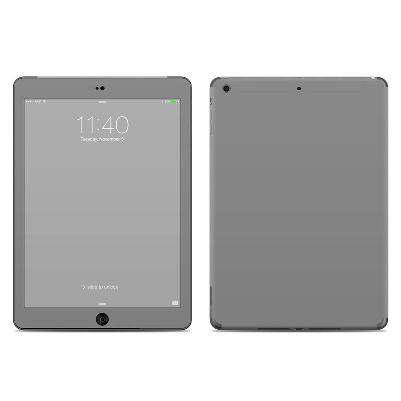 iPad Air 1 Skin design of Atmospheric phenomenon, Daytime, Grey, Brown, Sky, Calm, Atmosphere, Beige with gray colors