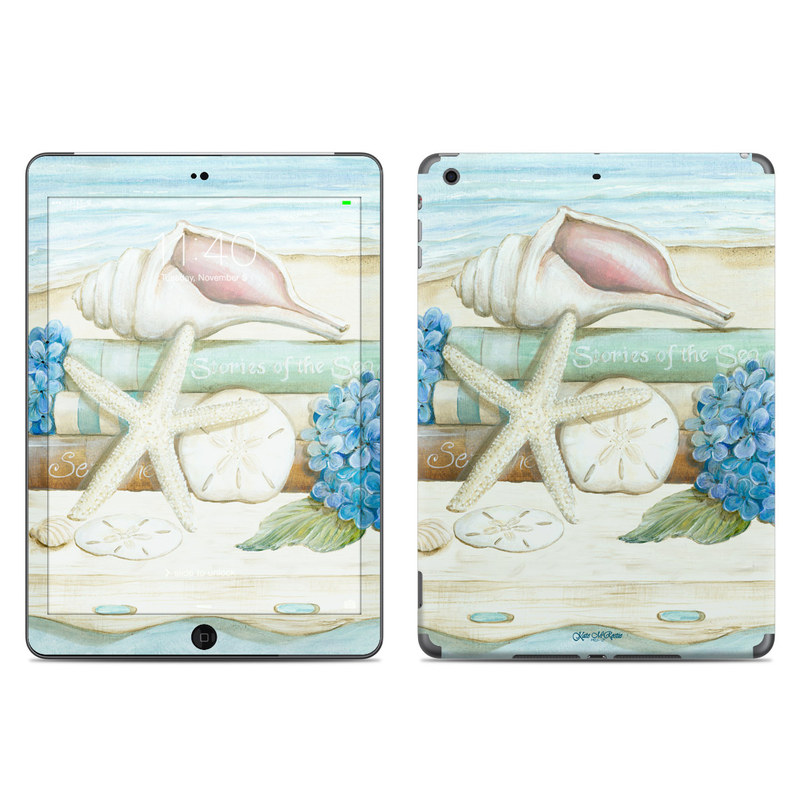 Stories of the Sea iPad Air Skin