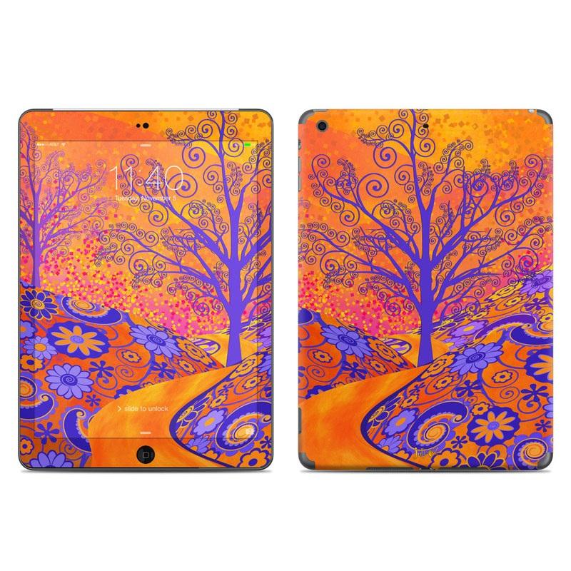 Sunset Park iPad Air Skin
