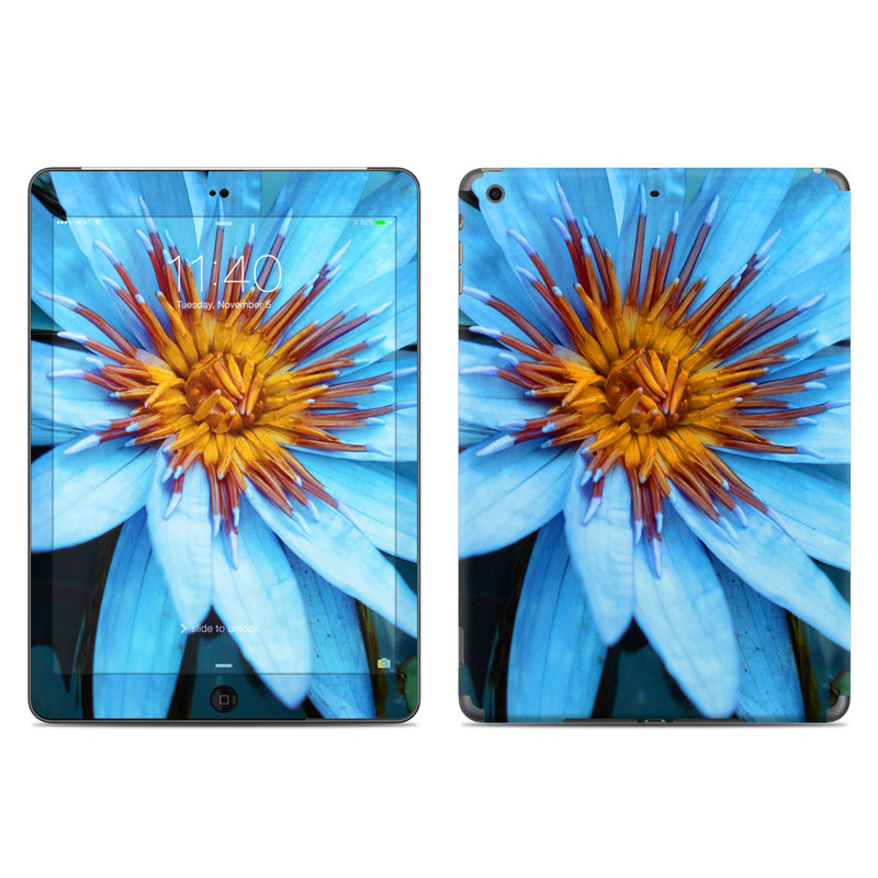 Sweet Blue iPad Air Skin