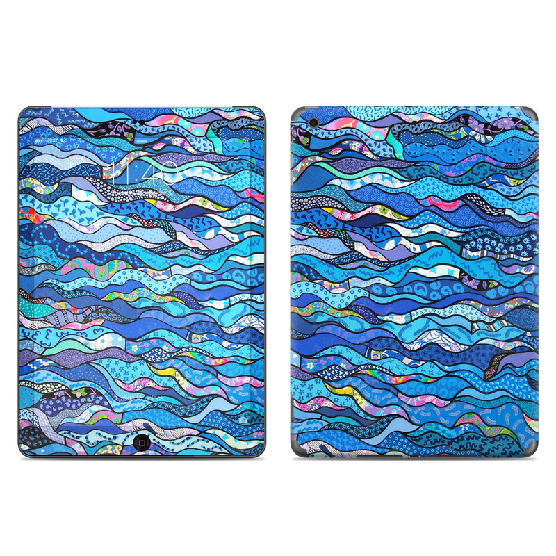 The Blues iPad Air Skin