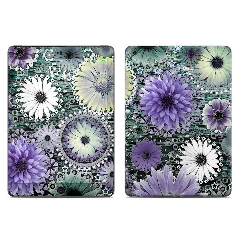 Tidal Bloom iPad Air Skin