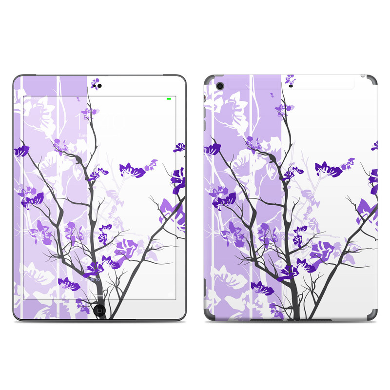 Violet Tranquility iPad Air Skin
