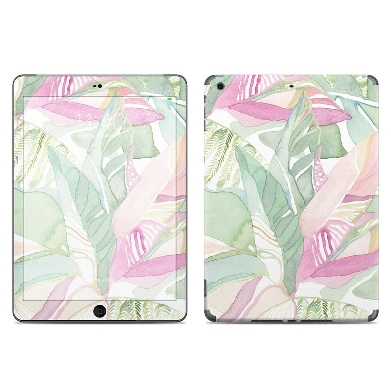 Tropical Leaves iPad Air Skin