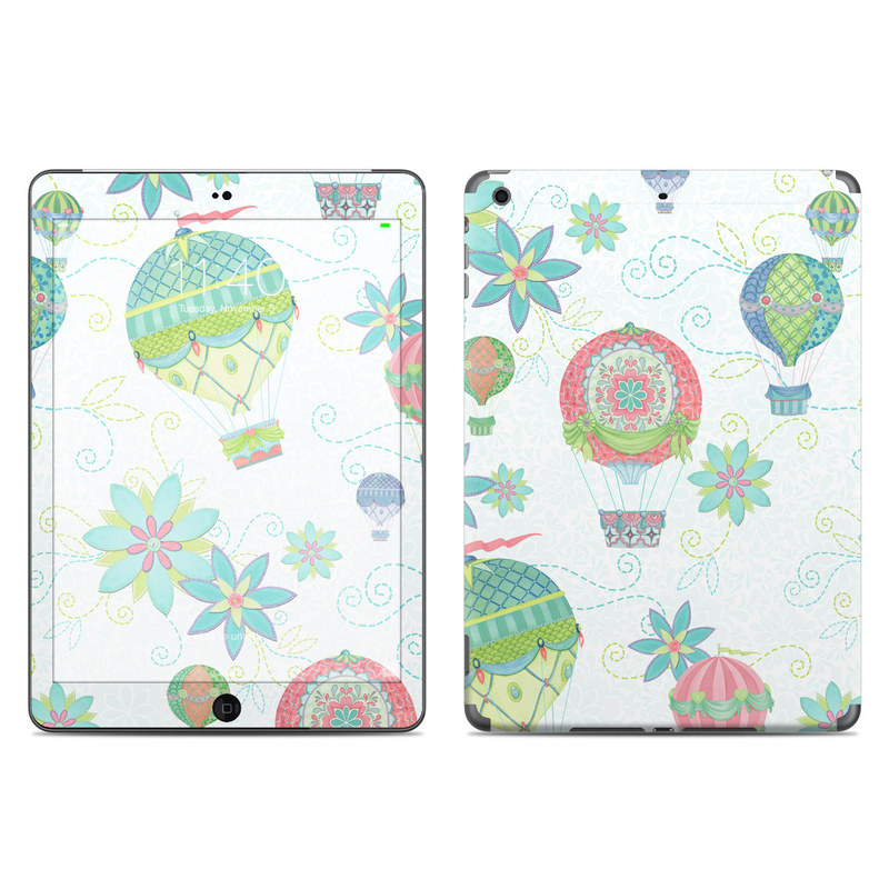 Up and Away iPad Air Skin