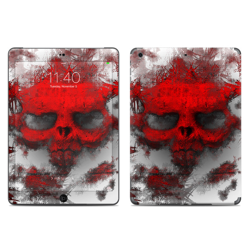 War Light iPad Air Skin
