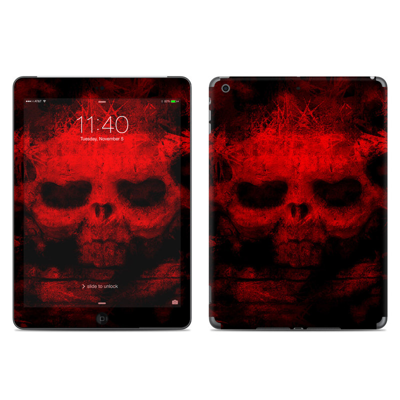 War iPad Air Skin