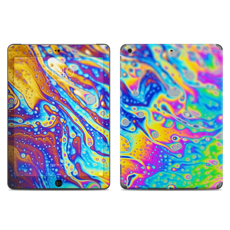 World of Soap iPad Air Skin
