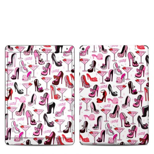 Burly Q Shoes iPad Air 3 Skin