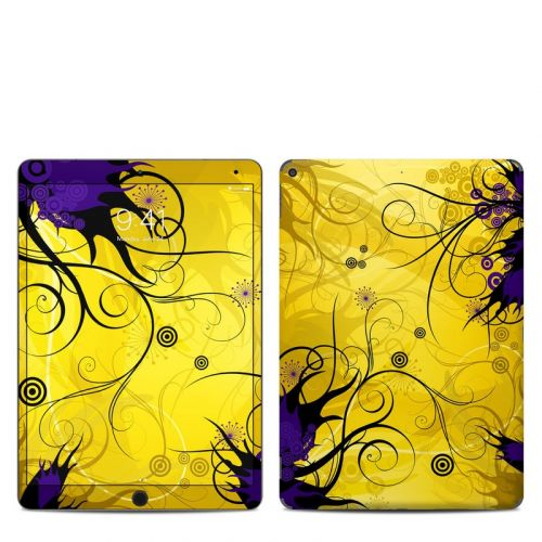 Chaotic Land iPad Air Skin