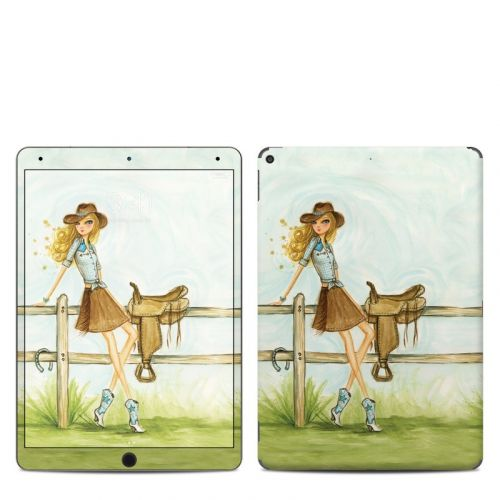 Cowgirl Glam iPad Air 3 Skin