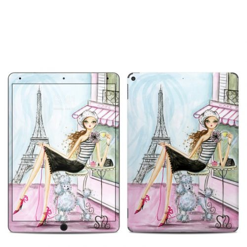 Cafe Paris iPad Air Skin