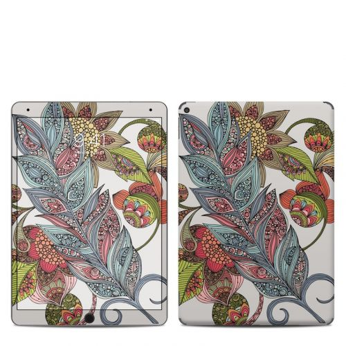 Feather Flower iPad Air 3 Skin