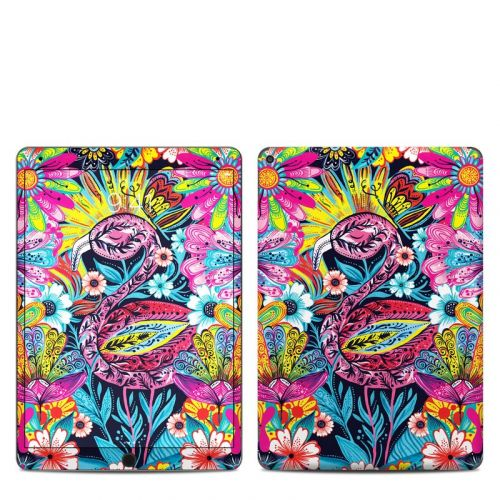 Flashy Flamingo iPad Air 3 Skin