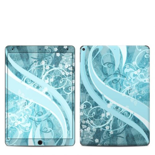 Flores Agua iPad Air 3 Skin